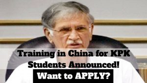 How to apply for China Training - Rashakai Economic Zone