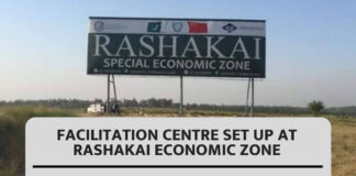 Facilitation centre set up at Rashakai economic zone