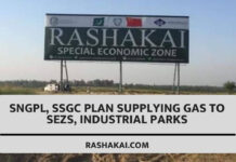 SNGPL, SSGC Plan Supplying Gas To SEZs, Industrial Parks
