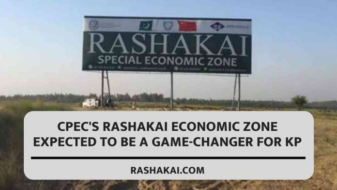 CPEC's Rashakai economic zone expected to be a game-changer for KP 1