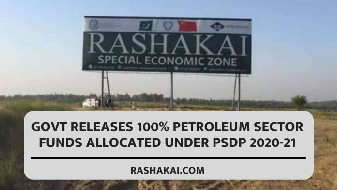Govt releases 100% petroleum sector funds allocated under PSDP 2020-21 1