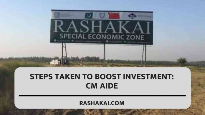 Steps taken to boost investment: CM aide 1